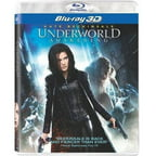 Underworld Awakening In 3D (Blu-ray 3D + UltraViolet) (Anamorphic Widescreen)