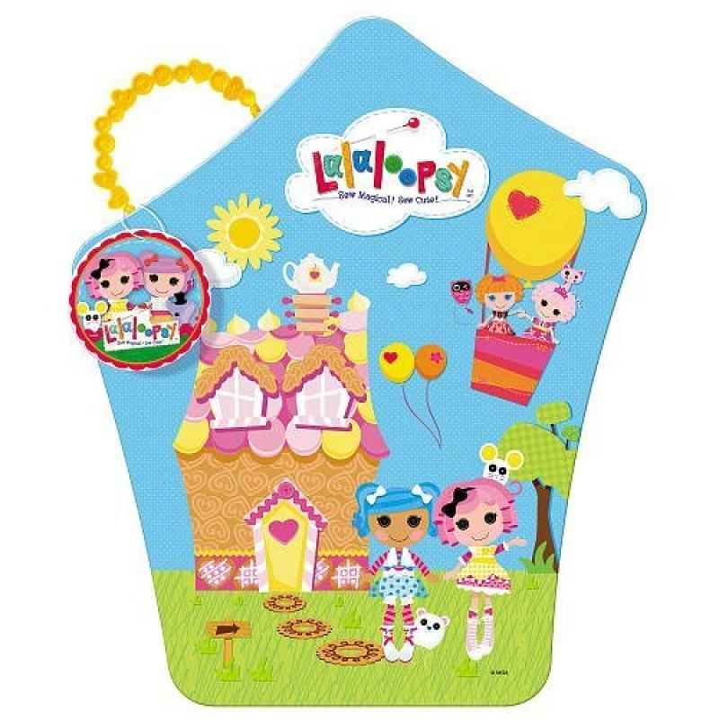 Lalaloopsy Sew Cute Deluxe Collector Tin Box