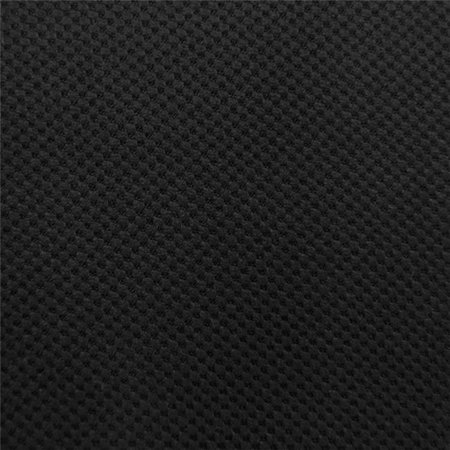 Cipher Auto CPA9200FBK Cipher Black Cloth Fabric Seat Fabric Matte Matches 2000 Series Seats - Yard, Black Black Task Seating Fabric