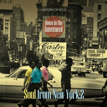 Down in the Basement: Soul from New York Vol 2