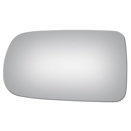 Burco 2841 Driver Side Power Replacement Mirror Glass for Mazda Protege