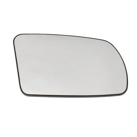 Altima Side Mirror (07-13 Nissan Altima Passengers Side View Right Mirror Glass & Base w/ Signal 96301ZN55E)