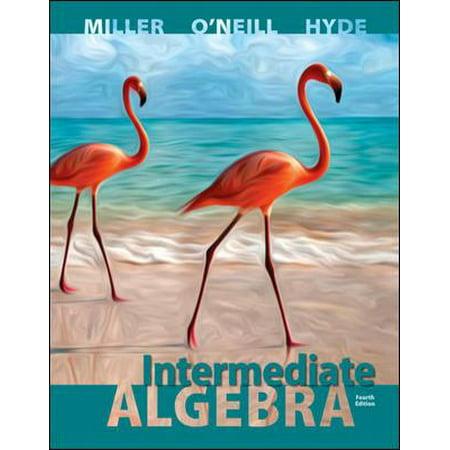 Intermediate Algebra (Hardcover) Hardcover Edition -