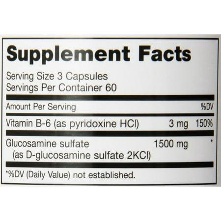 Maxi Santé GS 500 - Glucosamine