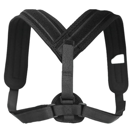 Upper Back Posture Corrector Clavicle Support Belt Back Slouching Corrective Posture Correction Spine Braces Supports Health Care - image 1 of 7