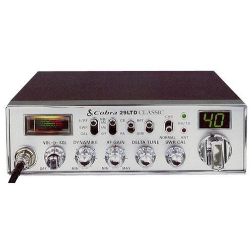 Cobra 29-ltd 40-channel Cb Radio (29ltd)