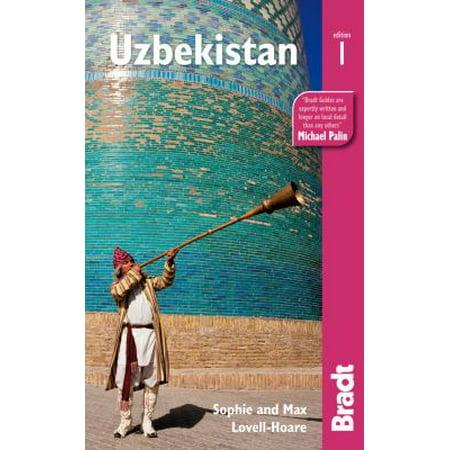 Bradt Uzbekistan