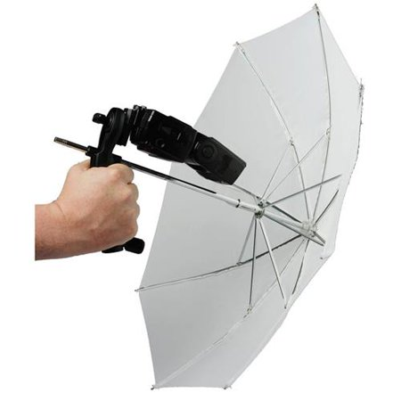 Lastolite LL LU2126 Brolly Grip Kit with 20-Inch Translucent Umbrella