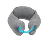 TRAVEL SMART BY CONAIR SILICONE CLOSURE PILLOW