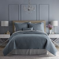 Premium Eloise 300-Thread-Count 4-Pc Full/Queen Coverlet Set