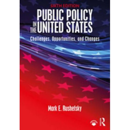 Public Policy in the United States - eBook (Housing Policy In The United States An Introduction)