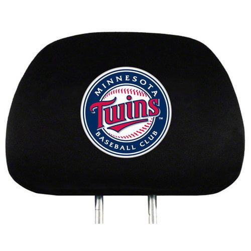 MLB - Minnesota Twins MLB Headrest Covers (2 Pack) Covers