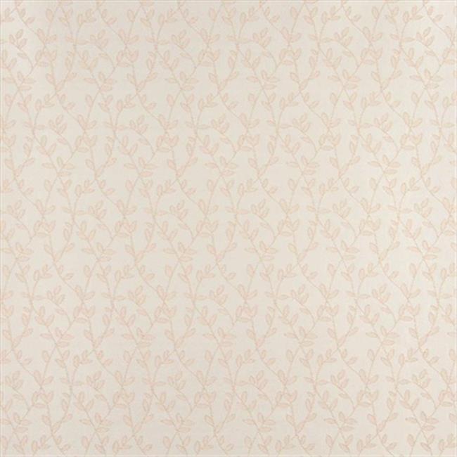 Designer Fabrics D314 54 in. Wide , Hunter Green Vine Leaves Jacquard Woven Upholstery Fabric