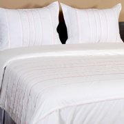 Textrade International Ltd Caspian 3 Piece Duvet Set