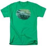 Wildlife The Water's Fine Mens Short Sleeve Shirt