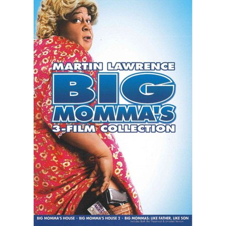 BIG MOMMA'S 3 FILM COLLECTION (DVD)