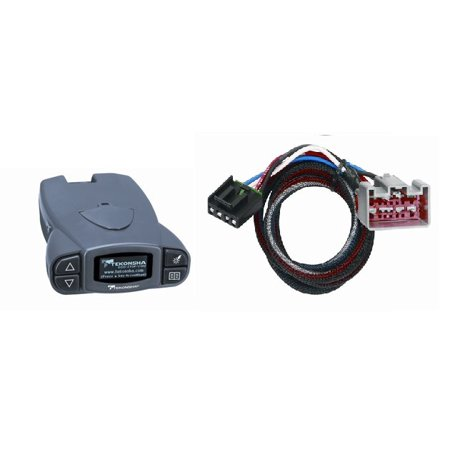 Tekonsha 90195 P3 Trailer Brake Controller For 13 16 Ford F 150 Pickups By Ecustomhitch