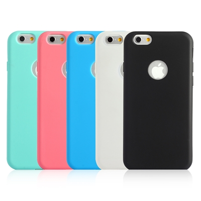 iPhone 6 4.7 TPU Wrap Up Phone Case Cover with Built In Screen Protector