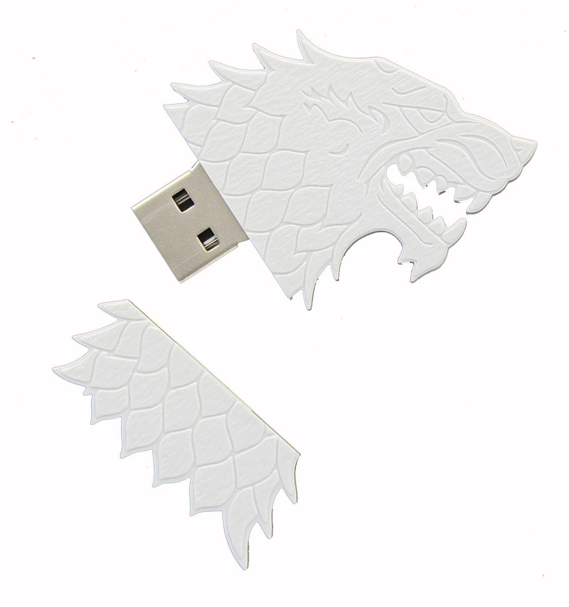 16GB Game of Thrones Direwolf USB Flash Drive