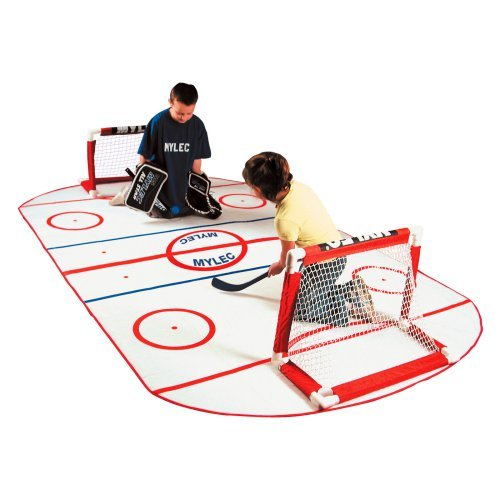 Mylec Mini Shini Knee Hockey Rink Mat