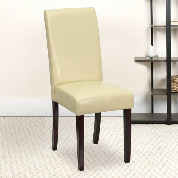 Flash Furniture Ivory Leathersoft Panel, Who Makes Flash Furniture