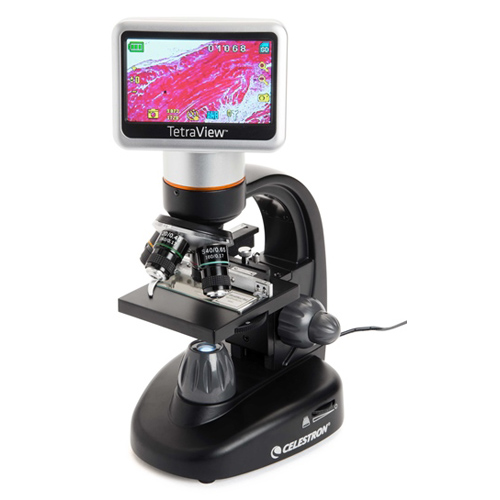 Celestron 44347 TetraView LCD Digital Microscope