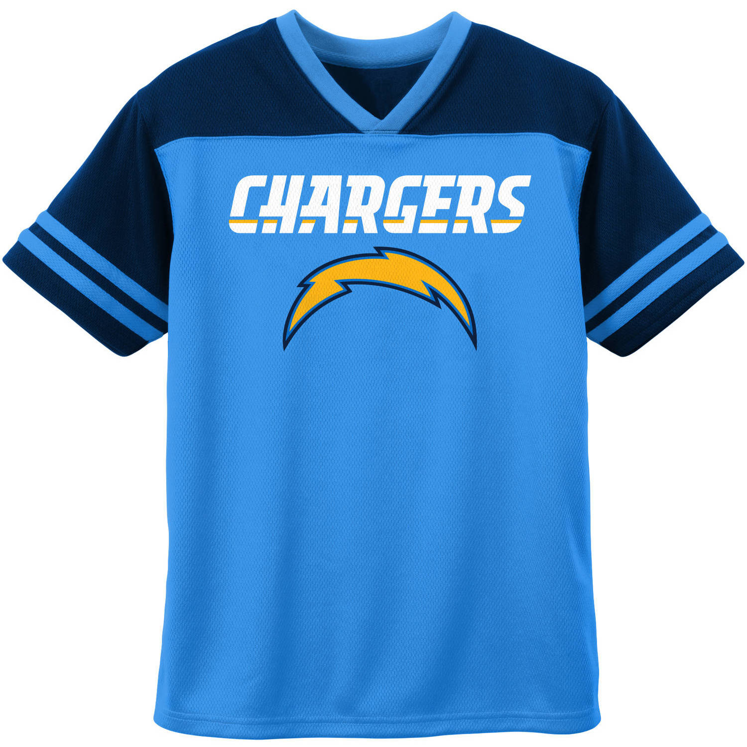 NFL Los Angeles Chargers Short Sleeve Graphic Tee