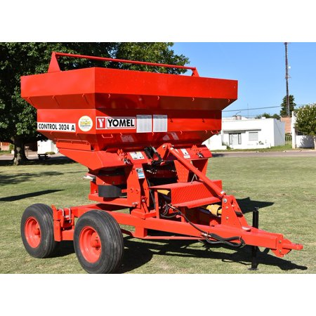(LAMINATED POSTER Charger Farm Equipment Tool Hopper Poster 24x16 Adhesive Decal)