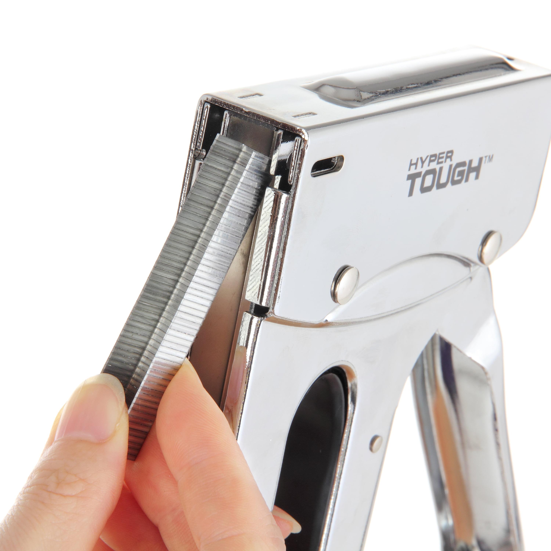 Hyper Tough 2100 Piece Light Duty Staple Assortment TN75017G ...