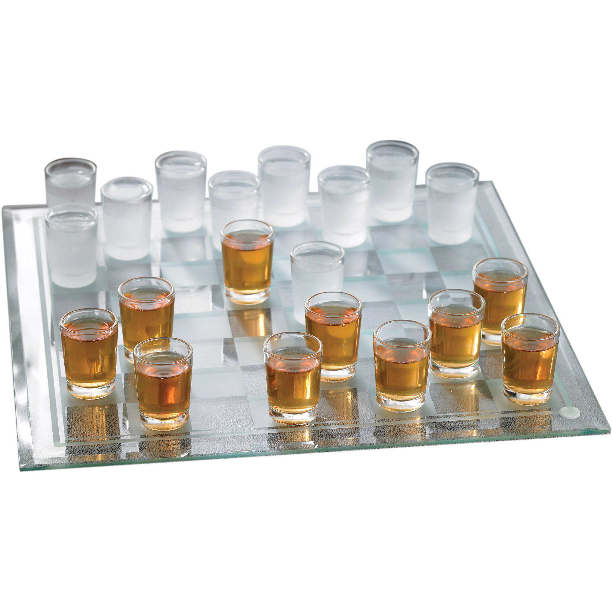 """Checkers 14"""" Shot Glass by"""