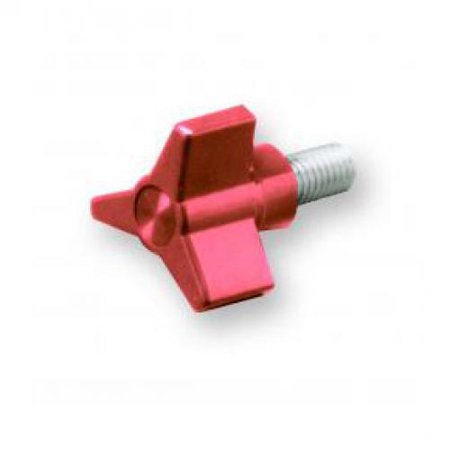 Hennessy Industries Inc Aa6854 Knob  3 Arm Red