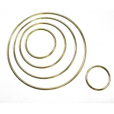 Metal Dreamcatcher Ring Hoop 14