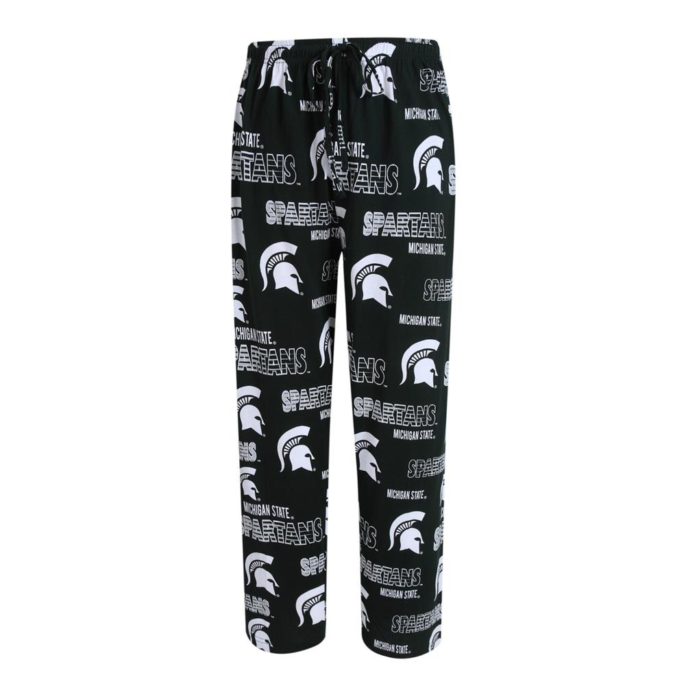 Men's Sweep Knit Michigan State University Pajama Pants