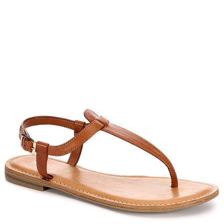 Xappeal Womens Zana Thong Sandal Shoes