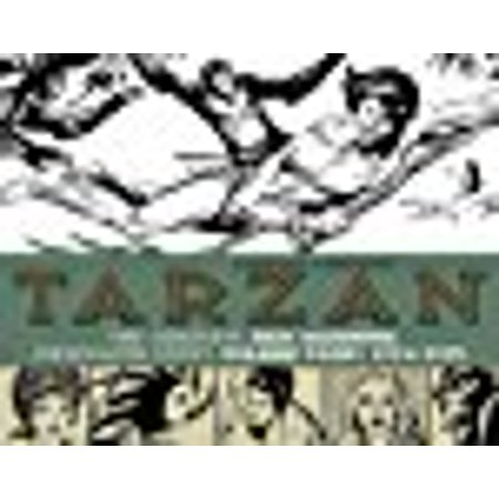 Tarzan: The Complete Russ Manning Newspaper Strips 1974-1979