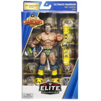 WWE Wrestling Hall of Champions Ultimate Warrior Action Figure