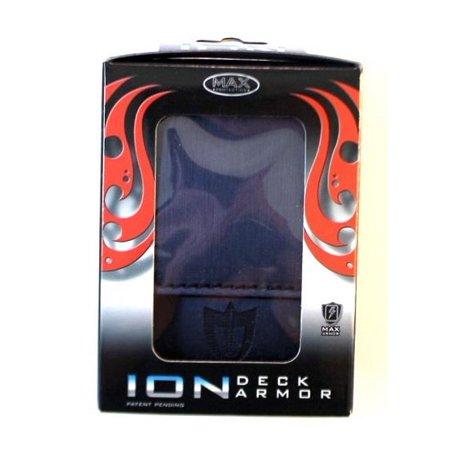 Deck Box - Ion Armor, Blue New (Deck Arbor)