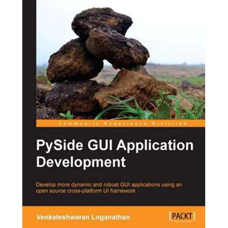 PySide GUI Application Development - eBook