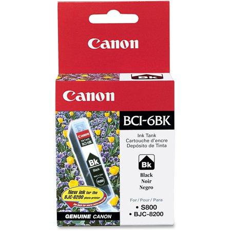Canon, CNMBCI6BK, BCI-6 Ink Tank, 1 Each Canon Bci 16 Ink Tank
