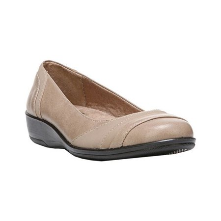 9a5073e9dc18 LifeStride - Life Stride Women s Indeed Slip On Wedge - Walmart.com
