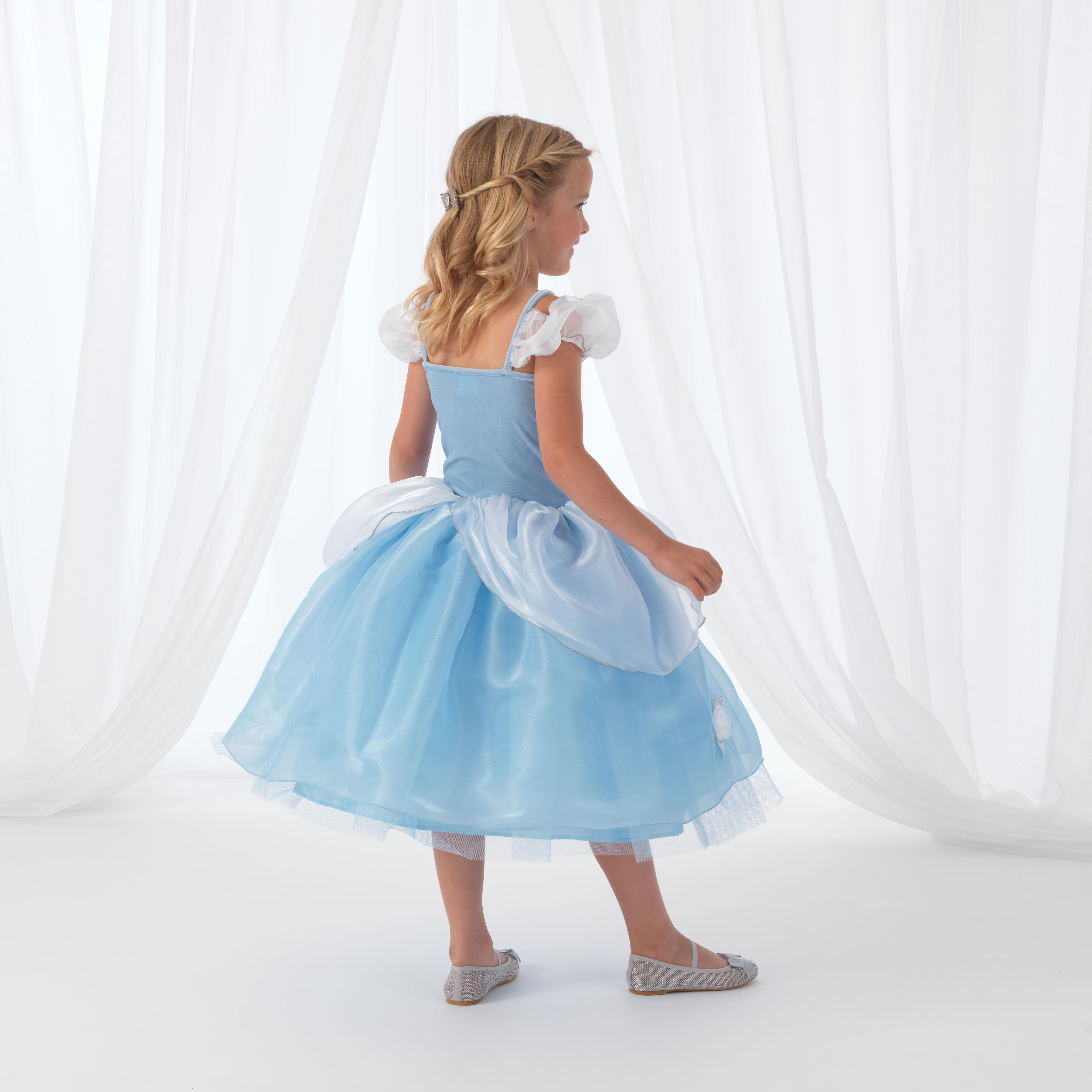 KidKraft   KidKraft Blue Rose Princess Dress Up Costume   Walmart.com