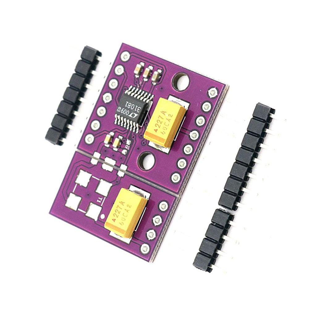 LTC3108-1 Ultra low Power Manager Development Module Voltage Boost Converter NEW