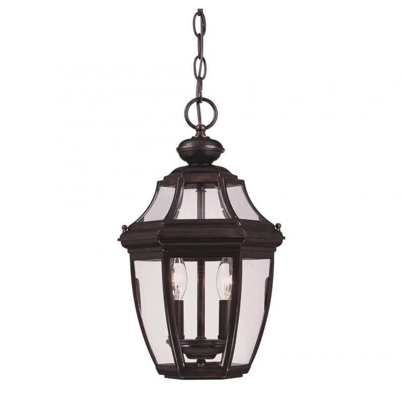 Savoy House Endorado Hanging Lantern in English Bronze