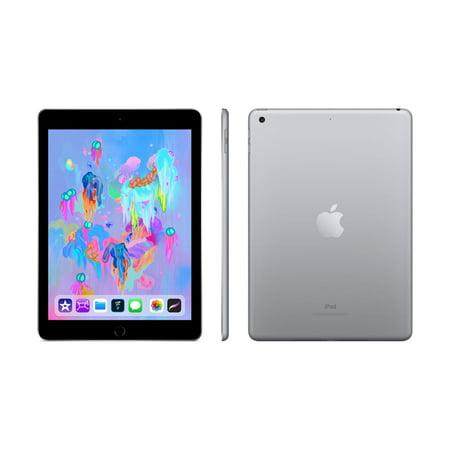 Apple iPad (Latest Model) 128GB Wi-Fi - Space Gray