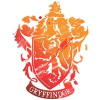 Advanced Graphics WJ1126 24 x 36 in. Gryffindor Crest - Harry Potter 7 Wall Decal