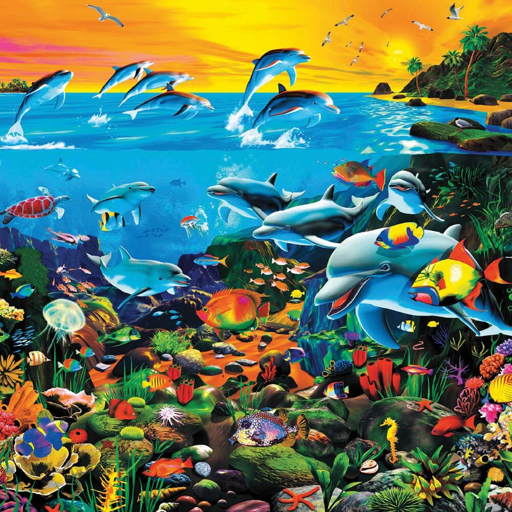 Sea of Wonders Jigsaw Puzzle