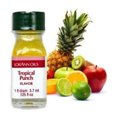 Lorann Oil Tropical Punch Flavor 1 Dram Super Strength Flavor Extract Candy Baking Includes 1 Dram Dropper And Recipe Card](Easy Halloween Punch Recipes For Adults)