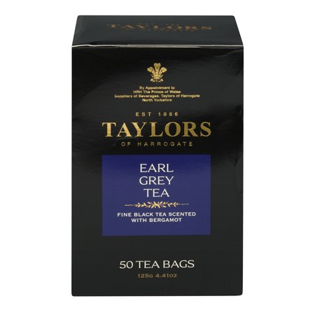 Taylors Of Harrogate Tea Bags Earl Grey, 2.5 G