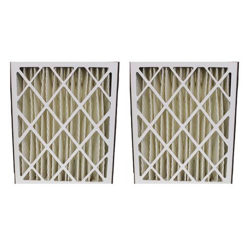 Crucial Vacuum Crucial Lennox Merv Replacement Air Filter...