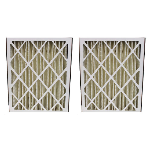 Crucial Lennox Merv Replacement Air Filters Fit (Set of 2)